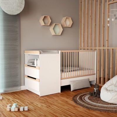Harlequin Baby Bed L Univers De Mon Bebe